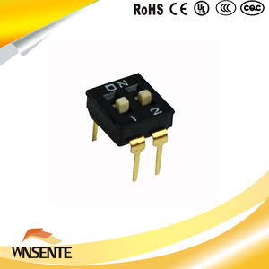 2-digit patch type Dip Switch