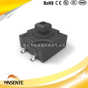 Waterproof Tact Switch   12x12mm