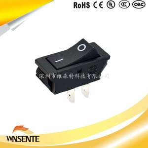 rocker switch  2 gears 2 feet  Square